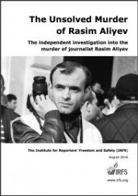 The Unsolved Murder of Rasim Aliyev
