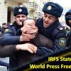 IRFS Statement on World Press Freedom Day