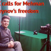 IFEX calls for Mehman Huseynov's freedom