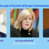 Election of the Council of Europe Commissioner for Human Rights / Pierre-Yves Le Borgn' and Dunja Mijatović Respond to the EaP CSF Questions on the Human Rights Commissioner's Post