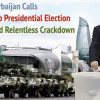 The Institute for Reporters' Freedom and Safety (IRFS) Statement  Azerbaijan Calls Snap Presidential Election Amid Relentless Crackdown