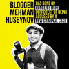 Reported the hospitalization of Mehman Huseynov