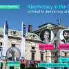 Kleptocracy in the OSCE states, a threat to democracy and human rights